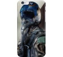 """Air Force Test Pilot"" iPhoneography iPhone Case/Skin"