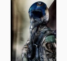 """""""Air Force Test Pilot"""" iPhoneography Classic T-Shirt"""