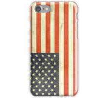 Flag USA iPhone Case/Skin