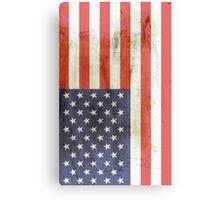 Flag USA Canvas Print