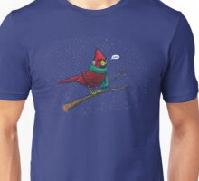 Annoyed IL Birds: The Cardinal Unisex T-Shirt