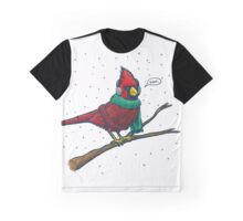 Annoyed IL Birds: The Cardinal Graphic T-Shirt