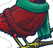 Annoyed IL Birds: The Cardinal Sticker