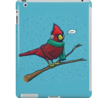 Annoyed IL Birds: The Cardinal iPad Case/Skin