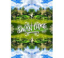 Swan Lake Belvedere Pavilion Versailles Petit Trianon France Photographic Print