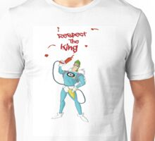 Respect The Condiment King Unisex T-Shirt