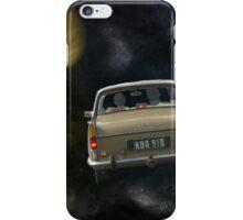 Travellers 4 - by Anne Winkler iPhone Case/Skin