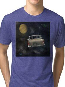 Travellers 4 - by Anne Winkler Tri-blend T-Shirt