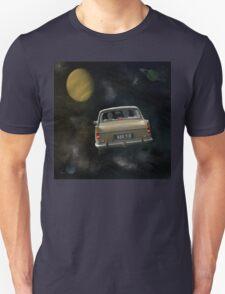 Travellers 4 - by Anne Winkler Unisex T-Shirt