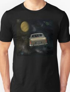 Travellers 4 by Anne Winkler T-Shirt
