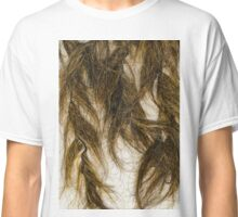 Creepy hair made of coconut husk Classic T-Shirt