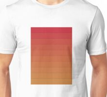 Layers (Orange) Unisex T-Shirt