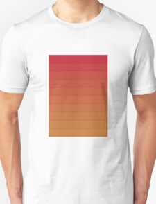 Layers (Orange) T-Shirt