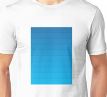 Layers (Blue) Unisex T-Shirt