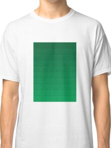 Layers (Green) Classic T-Shirt
