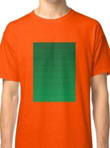 Layers (Green) Classic T-Shirt