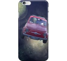 Bella in Space - by Anne Winkler iPhone Case/Skin
