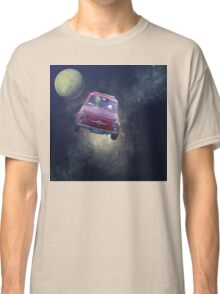 Bella in Space - by Anne Winkler Classic T-Shirt