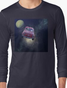 Bella in Space - by Anne Winkler Long Sleeve T-Shirt