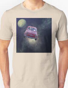 Bella in Space - by Anne Winkler T-Shirt
