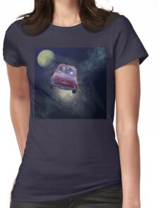 Bella's Travels Womens Fitted T-Shirt