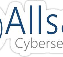 Allsafe Cybersecurity Sticker
