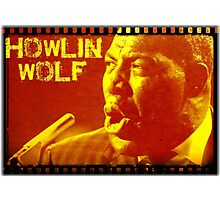 HOWLIN WOLF Photographic Print