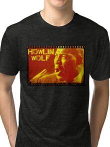 HOWLIN WOLF Tri-blend T-Shirt