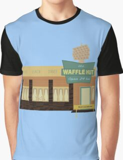 Fargo - The Waffle Hut Graphic T-Shirt