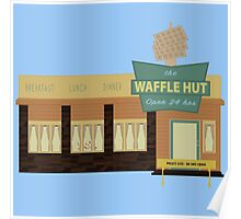 Fargo - The Waffle Hut Poster