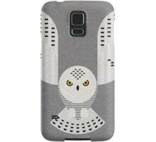 Snowy Owl Samsung Galaxy Case/Skin
