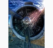 """""""World War II Fighter"""" iPhoneography Classic T-Shirt"""