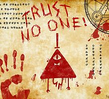 Trust No One by wyatt907