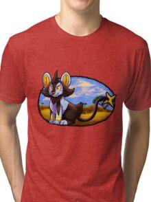 Pokemon Luxio Tri-blend T-Shirt