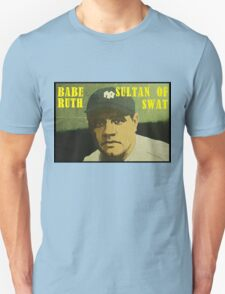 Babe Ruth - New York Yankees Unisex T-Shirt