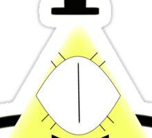 Bill Cipher Sticker