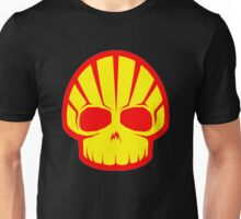 Shell Hell Skul Petroleum Gas Lubricant oil Unisex T-Shirt