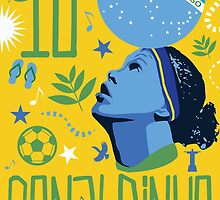 Ronaldinho by johnsalonika84