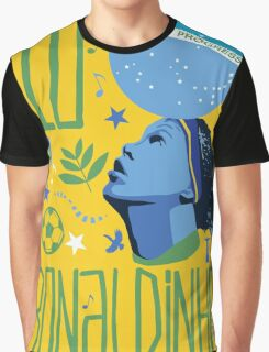 Ronaldinho Graphic T-Shirt
