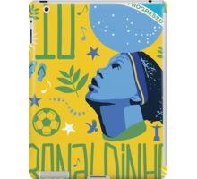 Ronaldinho iPad Case/Skin