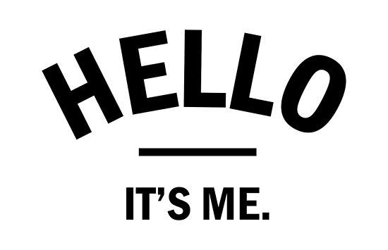 hello its me adele перевод
