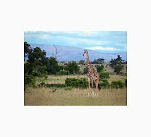 Giraffe on the Masai Mara Unisex T-Shirt