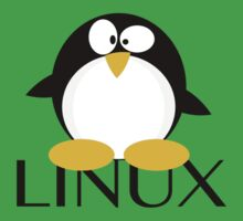 Linux Penguin Kids Tee