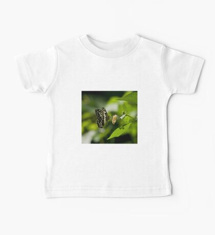 Citrus Swallowtail Butterfly Baby Tee