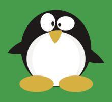 Chubby Penguin Kids Tee
