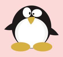 Chubby Penguin One Piece - Short Sleeve