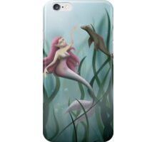 Mermaid Games iPhone Case/Skin