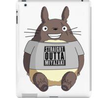 Totoro - Miyazaki iPad Case/Skin