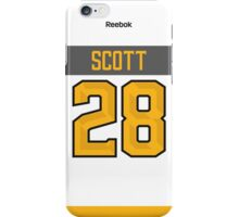 Arizona Coyotes John Scott NHL All-Star White Jersey Back Phone Case iPhone Case/Skin