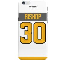 Tampa Bay Lightning Ben Bishop NHL All-Star White Jersey Back Phone Case iPhone Case/Skin